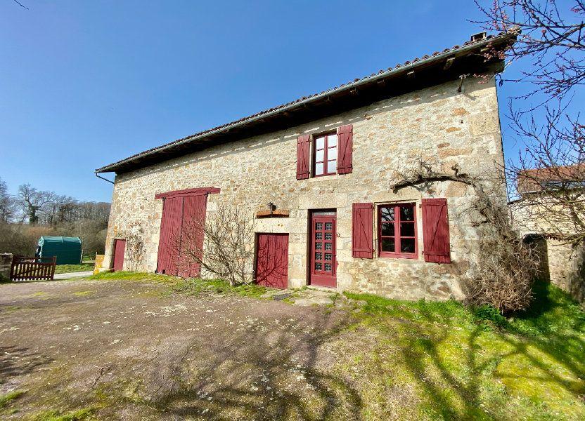 Maison à vendre 100m2 à Oradour-sur-Glane
