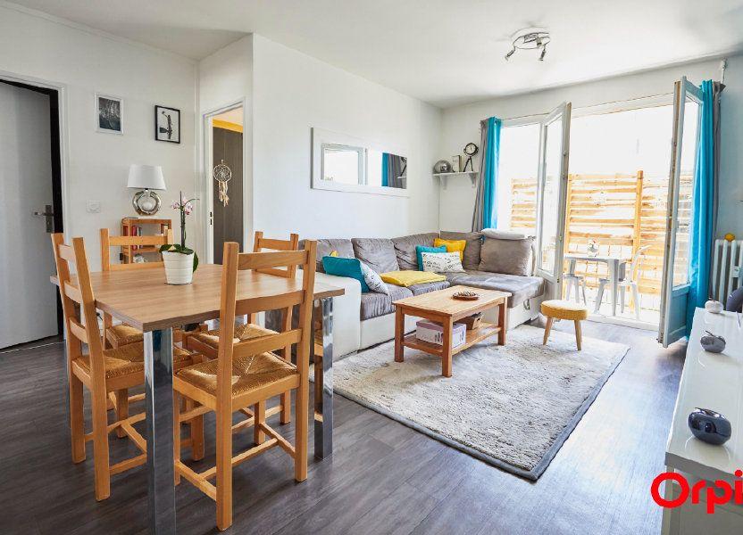 Appartement à vendre 55.69m2 à Limoges