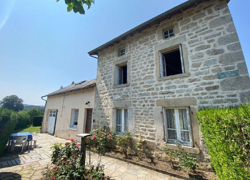 Maison à vendre 79.3m2 à Peyrat-le-Château