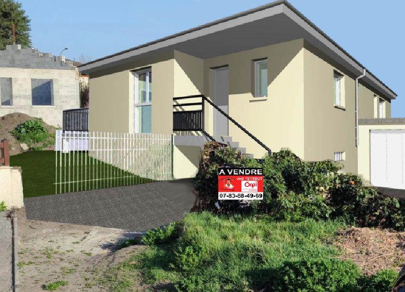 Maison à vendre 94m2 à Gerzat