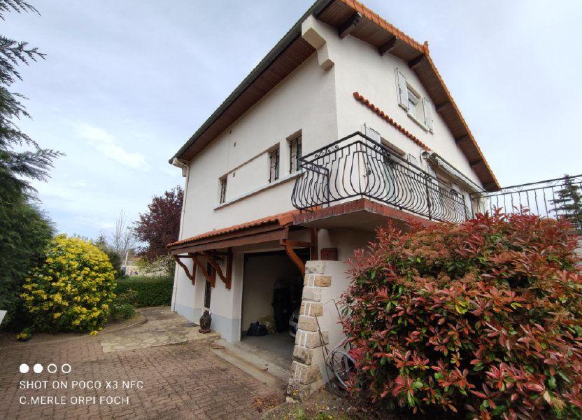 Maison à vendre 149m2 à Cournon-d'Auvergne