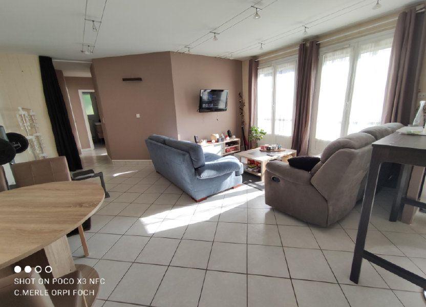 Appartement à vendre 61.44m2 à Clermont-Ferrand