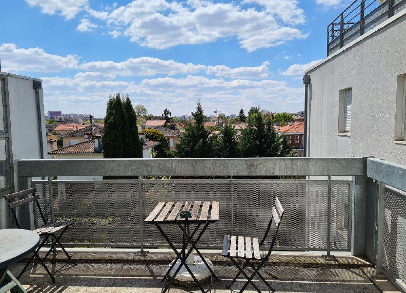Appartement à vendre 52.75m2 à Toulouse