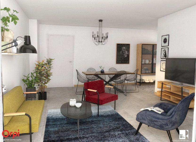 Appartement à vendre 62m2 à Toulouse