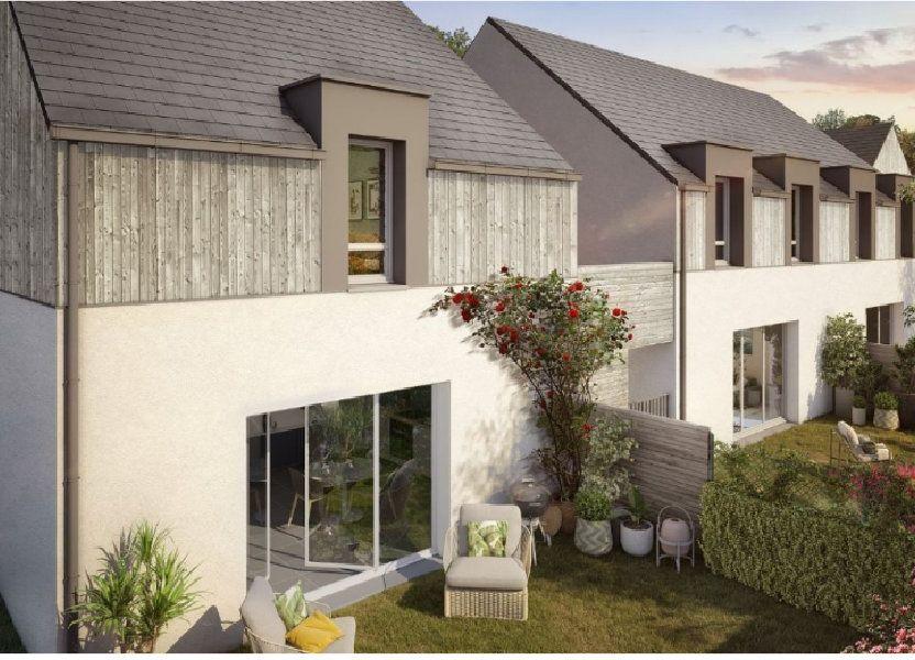 Appartement à vendre 65.1m2 à Guérande