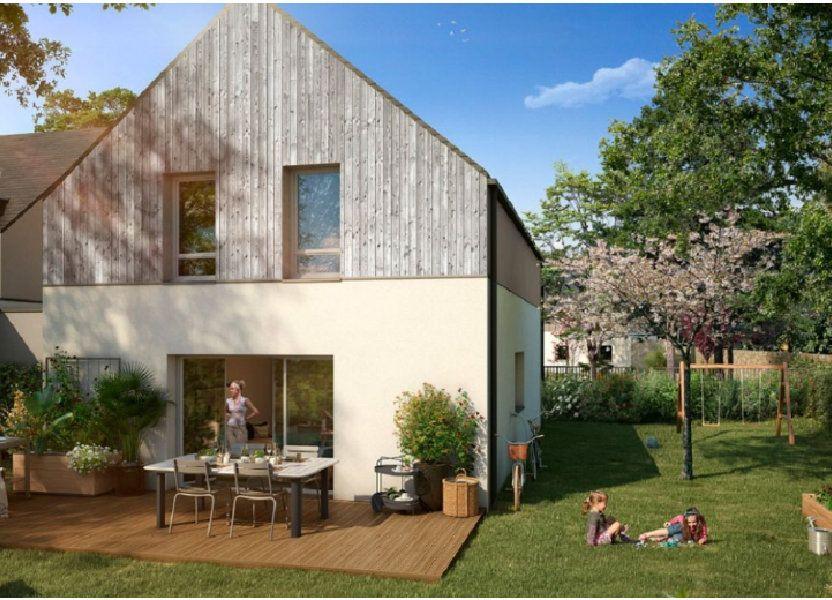 Maison à vendre 113.45m2 à Guérande
