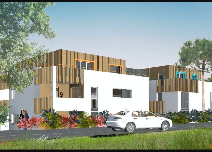 Appartement à vendre 81.63m2 à La Baule-Escoublac