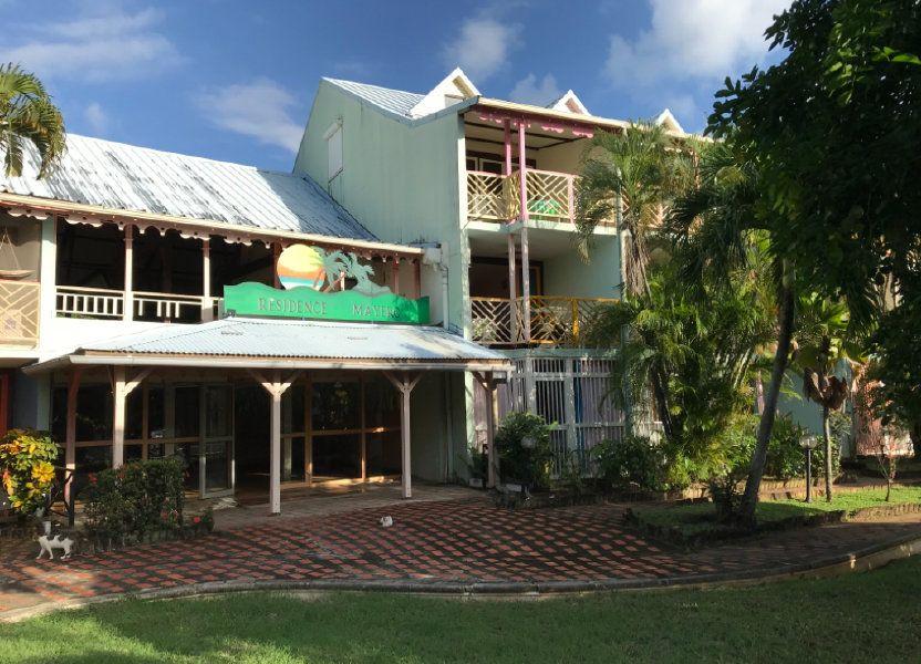 Appartement à vendre 24m2 à Sainte-Anne