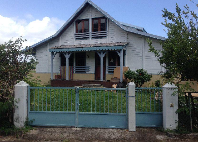 Maison à vendre 280m2 à Le François