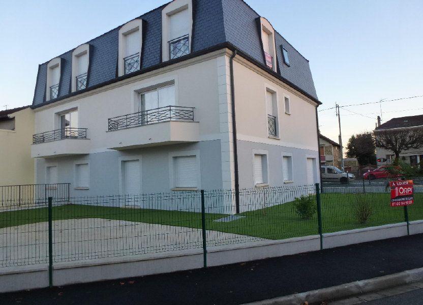 Appartement à louer 74m2 à Brou-sur-Chantereine