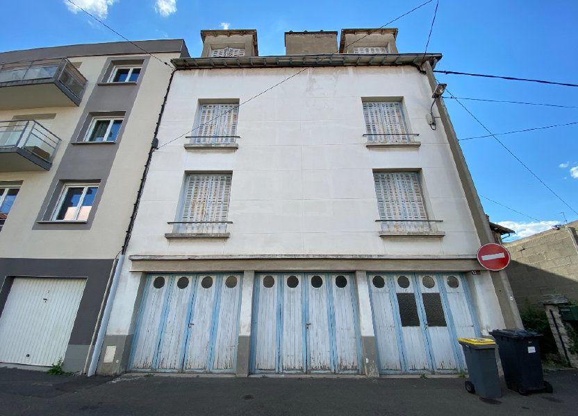 Immeuble à vendre 260m2 à Clermont-Ferrand