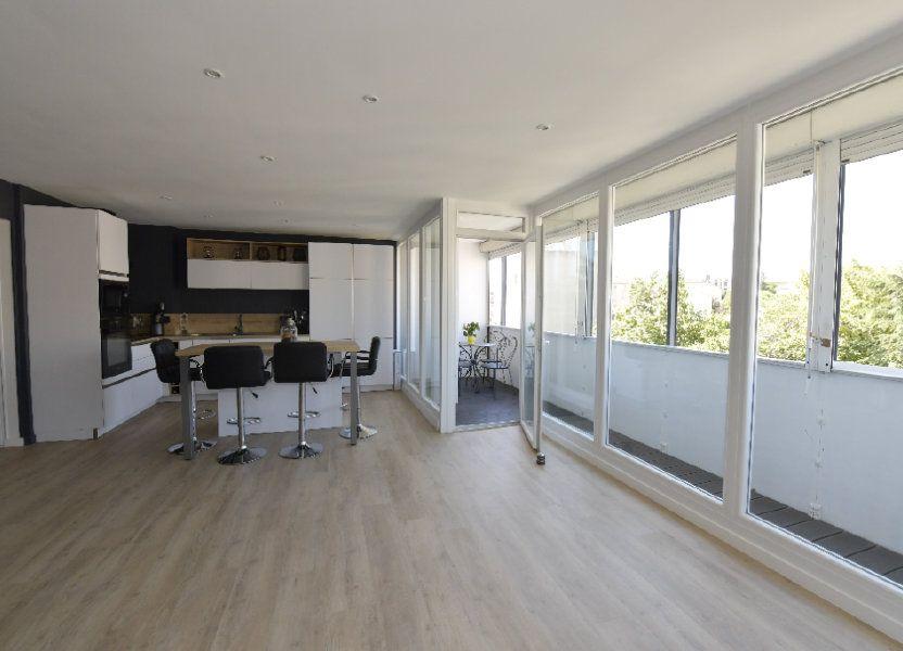 Appartement à vendre 89.26m2 à Clermont-Ferrand