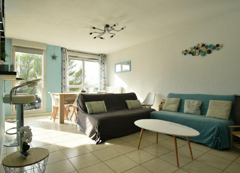 Appartement à vendre 65.13m2 à Villeurbanne