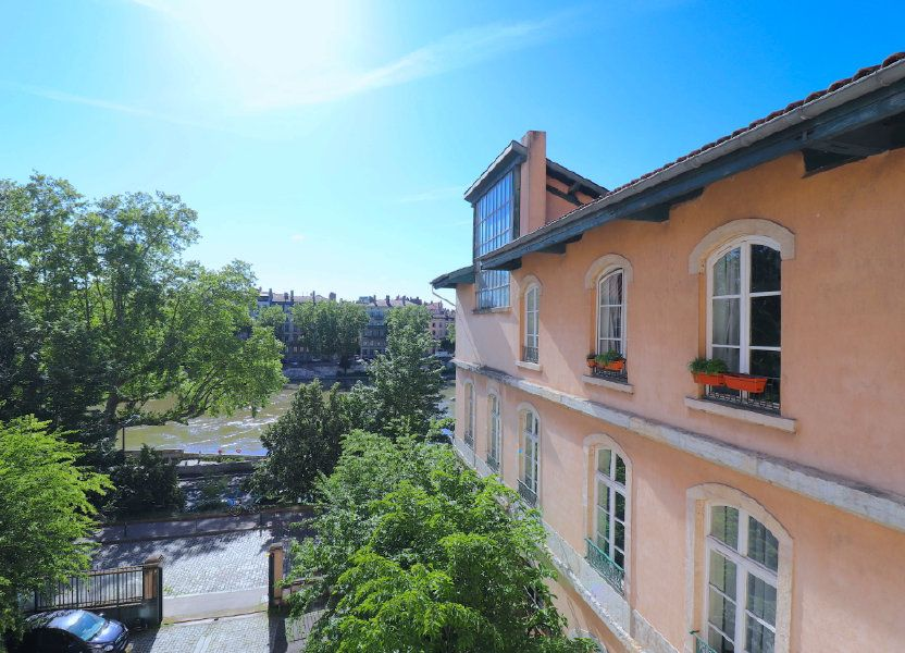 Appartement à louer 40.53m2 à Lyon 5