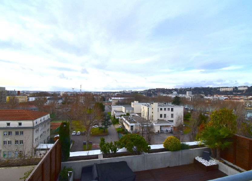 Appartement à louer 117m2 à Lyon 7