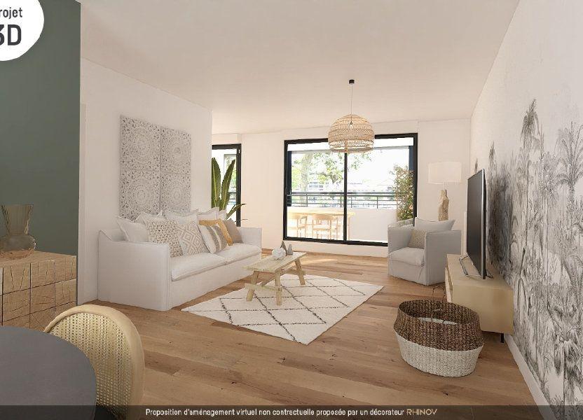 Appartement à vendre 89m2 à Lyon 5