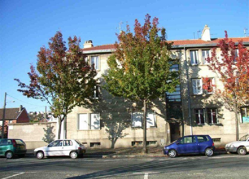 Appartement à louer 49.47m2 à Le Havre