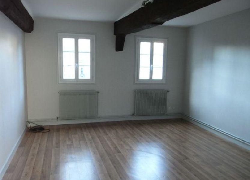 Appartement à louer 56.91m2 à Pont-Audemer