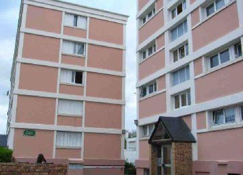 Appartement à louer 67.58m2 à Le Havre