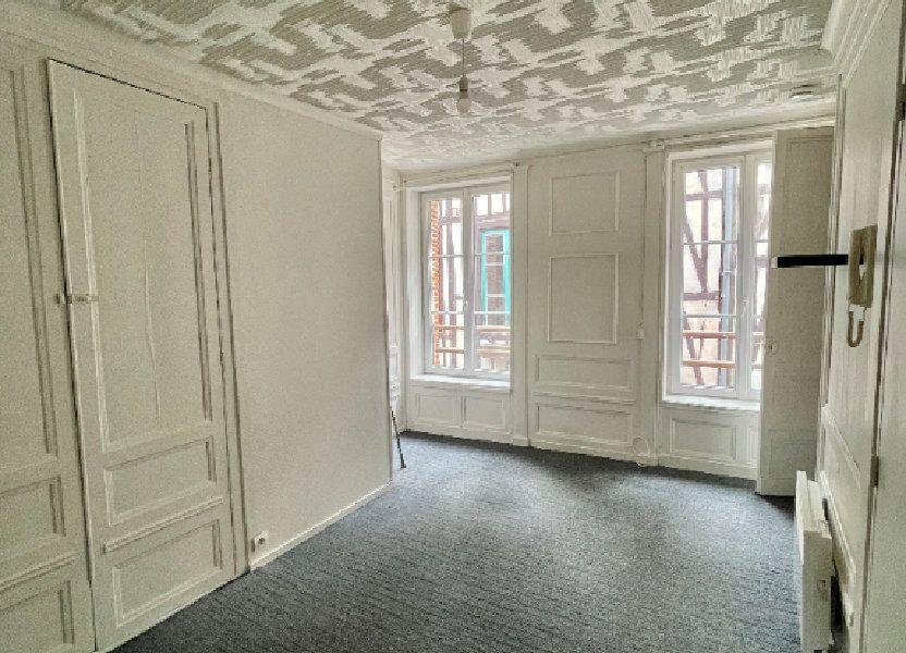 Appartement à louer 24.43m2 à Pont-Audemer