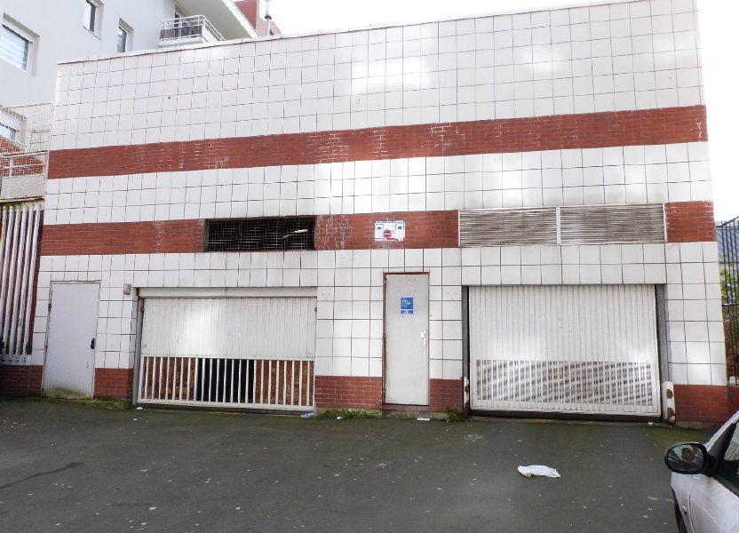 Stationnement à vendre 16m2 à Le Havre