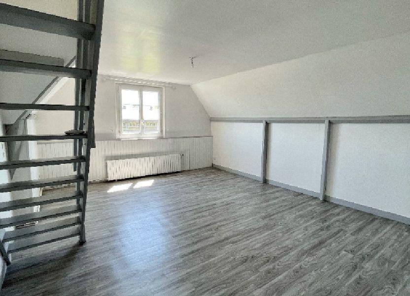 Appartement à louer 56.55m2 à Beuzeville