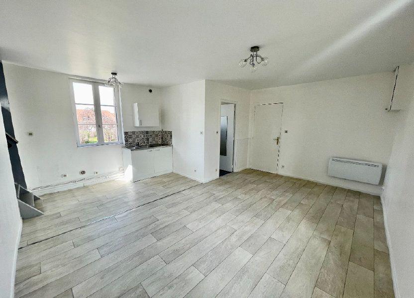 Appartement à louer 56.99m2 à Bourg-Achard