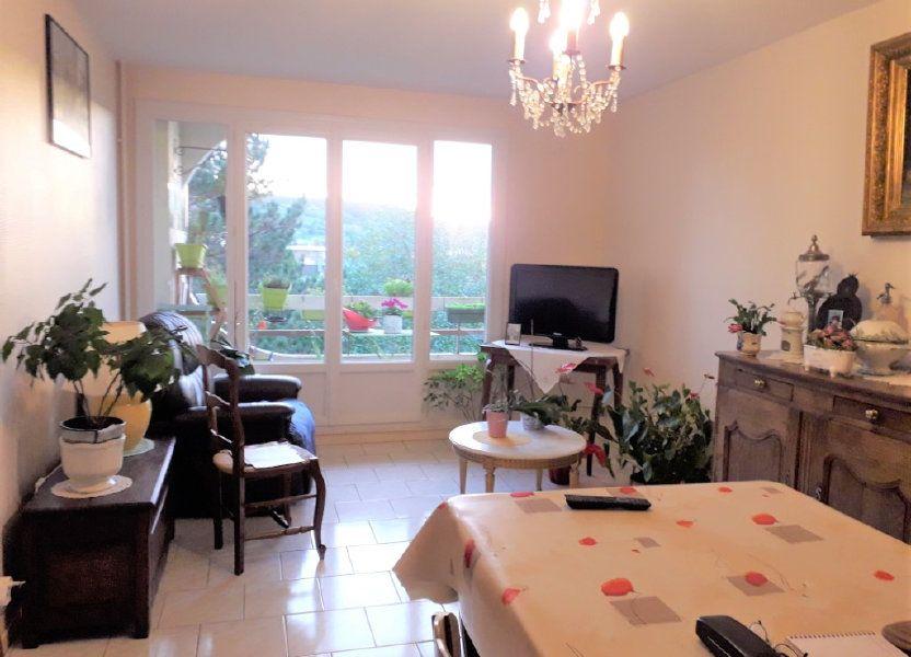 Appartement à vendre 62.66m2 à Pont-Audemer