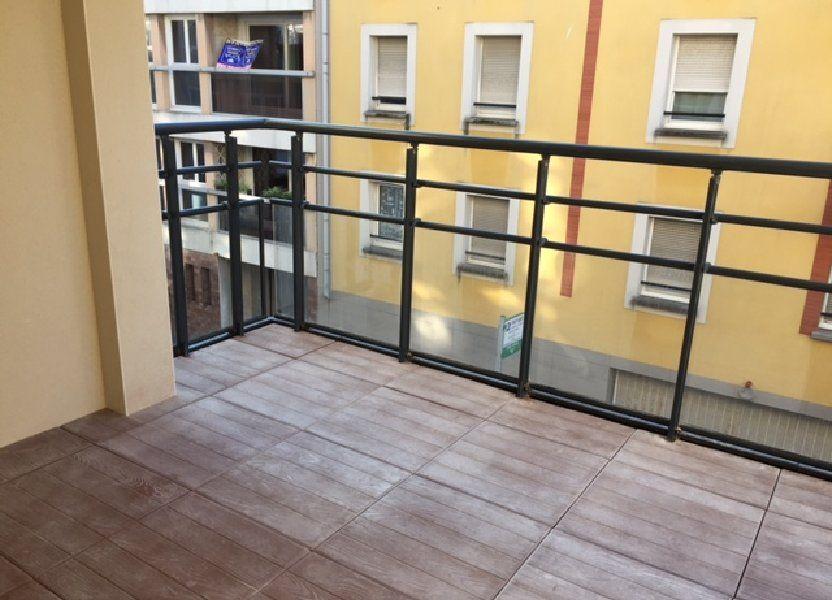 Appartement à louer 71.09m2 à Le Havre