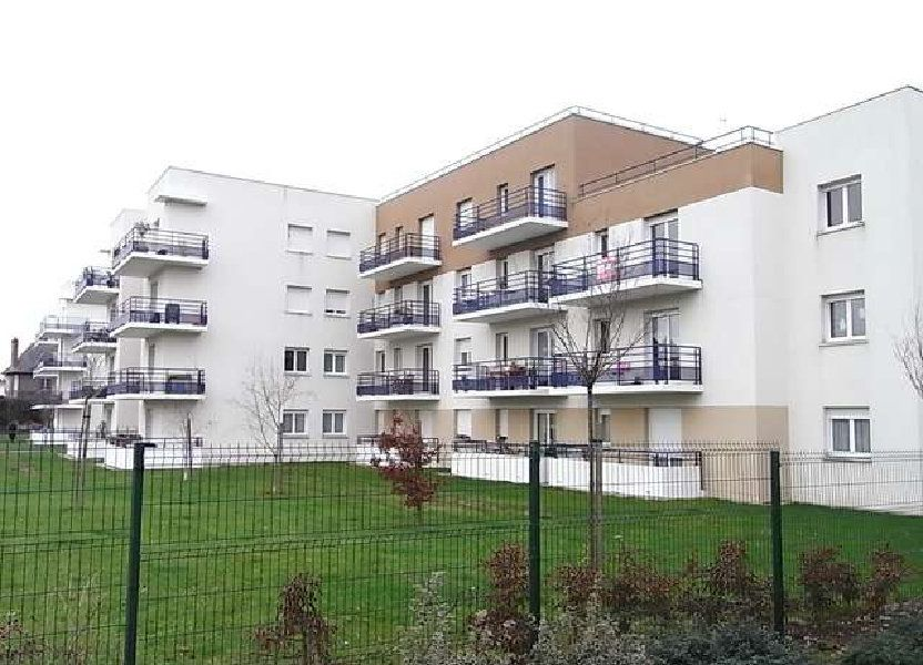 Appartement à louer 48.72m2 à Pont-Audemer