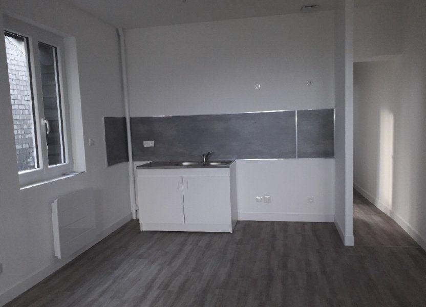 Appartement à louer 57.58m2 à Beuzeville