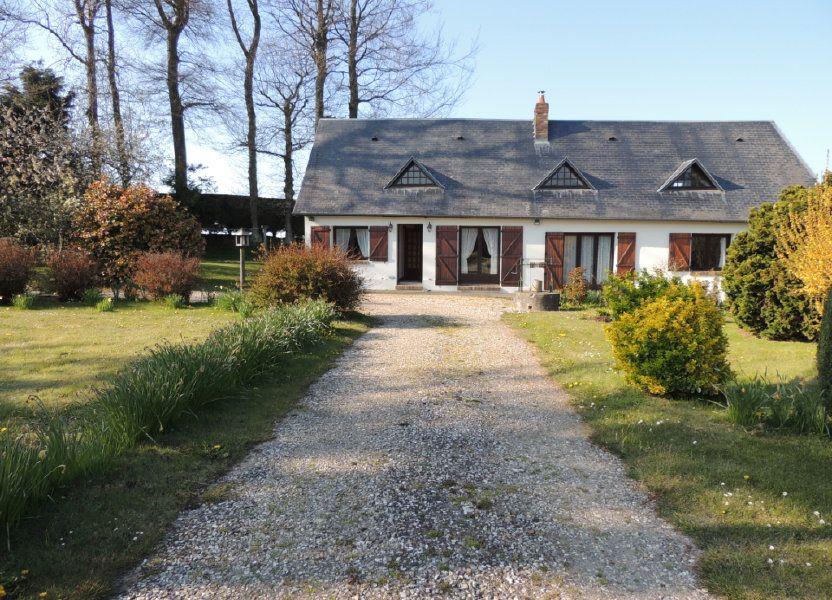 Maison à vendre 105m2 à Saint-Sauveur-d'Émalleville