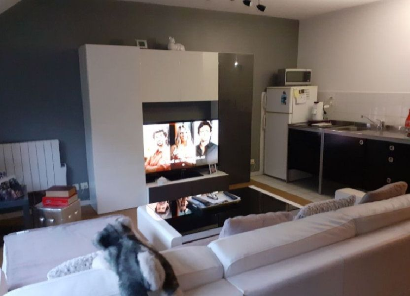 Appartement à louer 45m2 à Sainte-Adresse