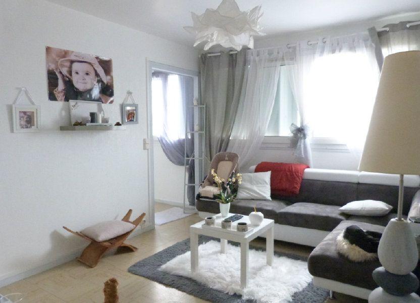 Appartement à vendre 56.54m2 à Le Havre
