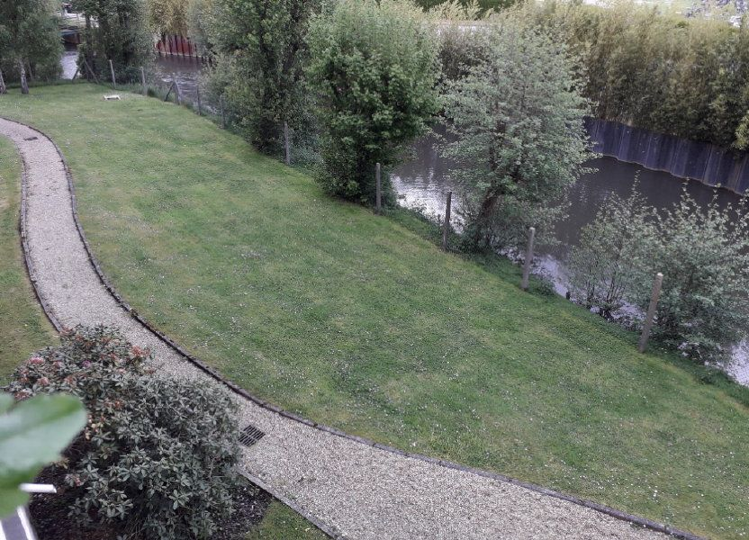Appartement à vendre 79.96m2 à Pont-Audemer
