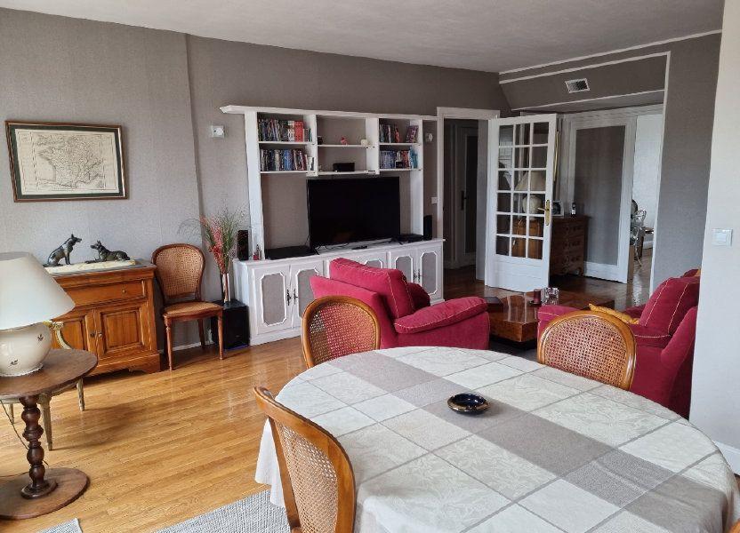 Appartement à louer 82.84m2 à Le Havre
