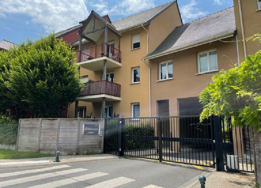Appartement à louer 61.1m2 à Saint-André-les-Vergers