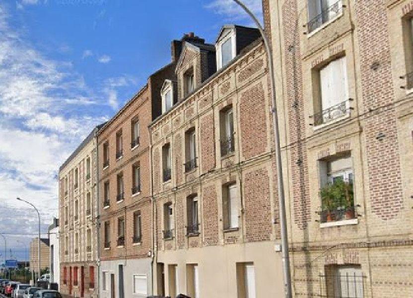Appartement à louer 54.34m2 à Le Havre