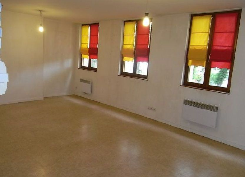Appartement à louer 43.37m2 à Le Havre