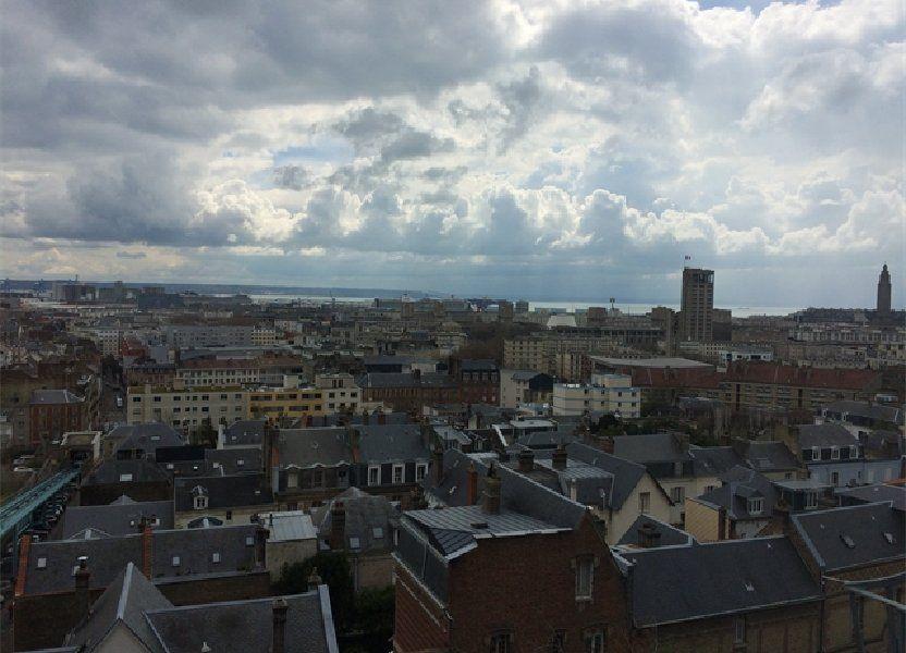 Appartement à louer 84.95m2 à Le Havre
