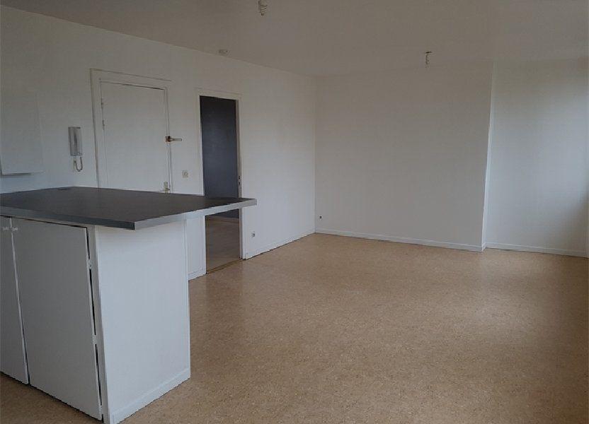 Appartement à louer 41.1m2 à Le Havre