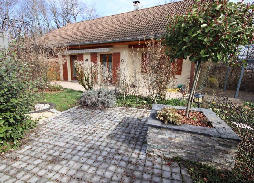 Maison à vendre 98.52m2 à Épagny