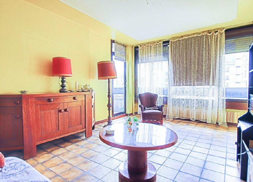Appartement à vendre 79.24m2 à Annecy-le-Vieux