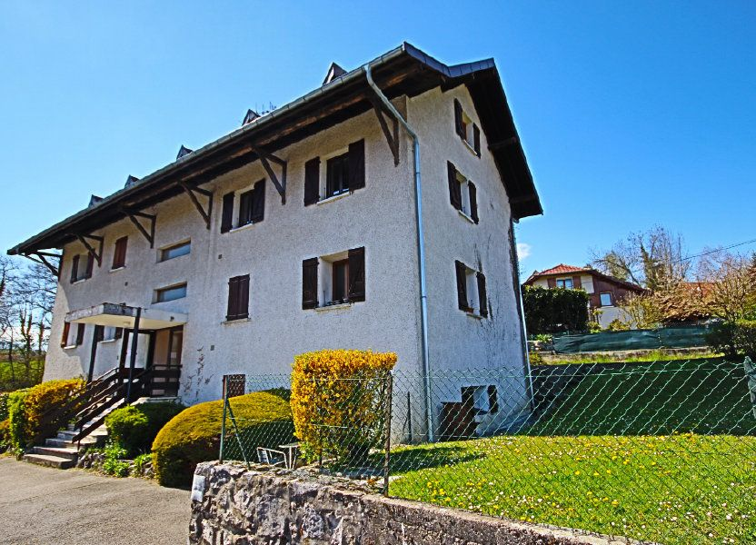Appartement à vendre 65m2 à La Balme-de-Sillingy