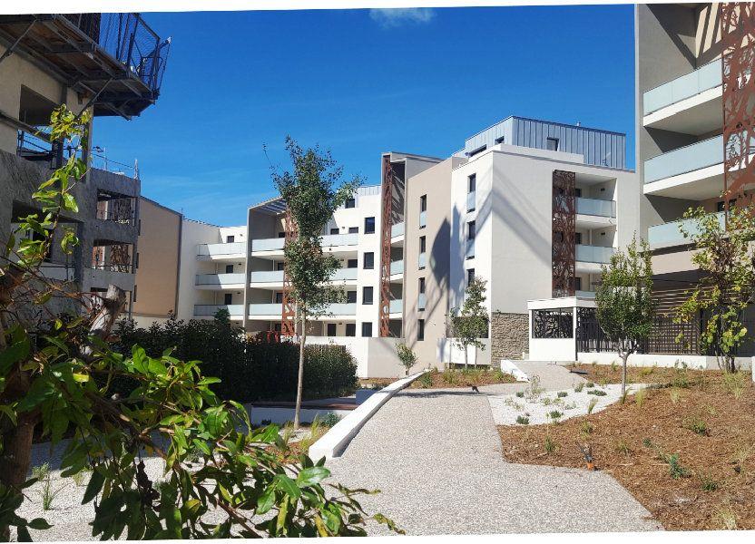 Appartement à louer 67.2m2 à Saint-Jean-de-Védas