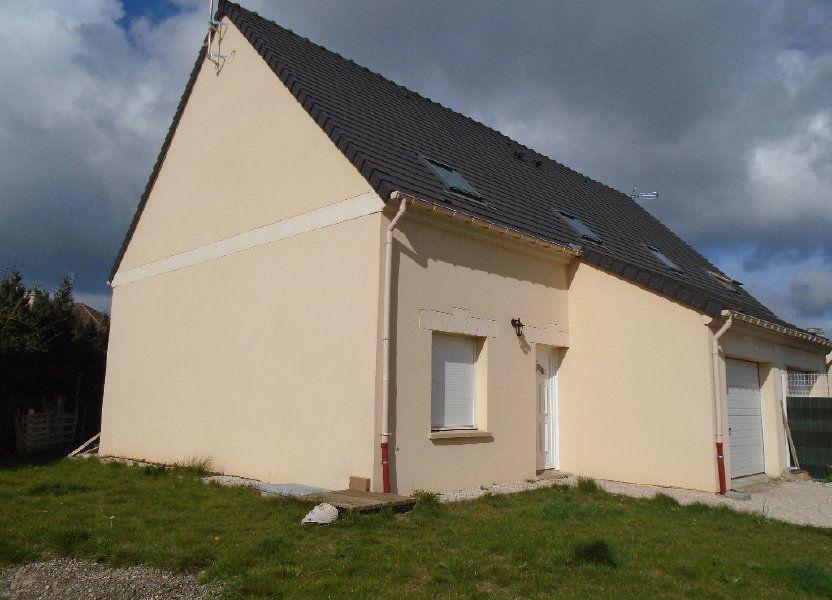 Maison à louer 95m2 à Tergnier