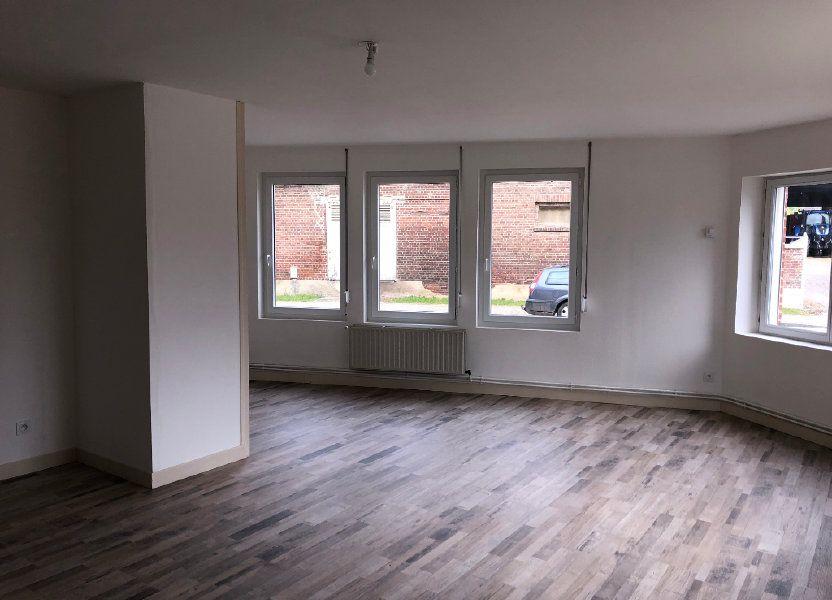 Appartement à louer 59.9m2 à Jussy