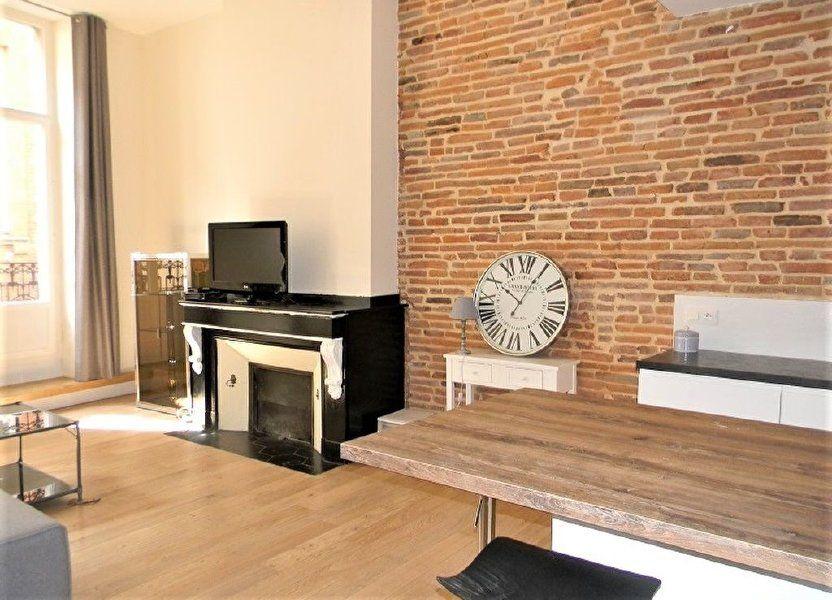 Appartement à louer 57.47m2 à Toulouse