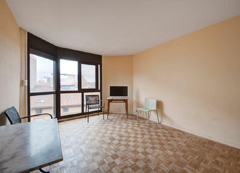 Appartement à vendre 37m2 à Toulouse