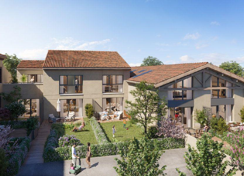 Maison à vendre 64.48m2 à Toulouse